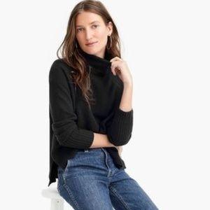 [J. Crew] Turtleneck Sweater Supersoft Yarn
